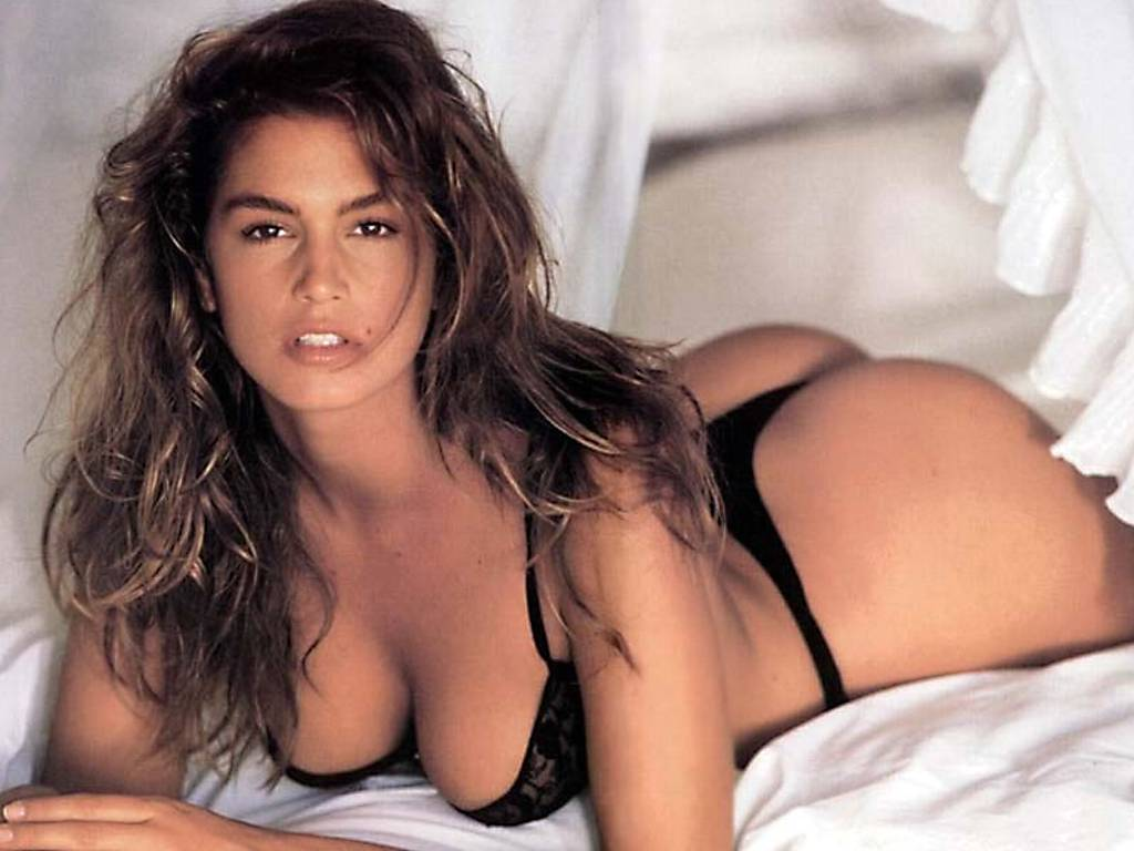"Cindy Crawford -- ""Sometimes Mommy and Daddy Just Need a Quickie"""