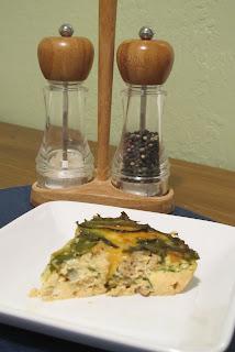 Easter Crockpot Wednesday: Crockpot Quiche