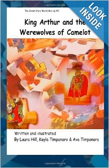 King Arthur and the Werewolves of Camelot