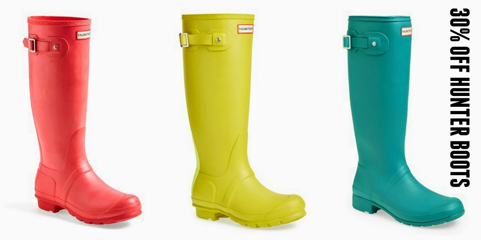 Hunter Boots Sale