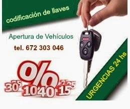 cerrajero que abre coches en Vélez Málaga