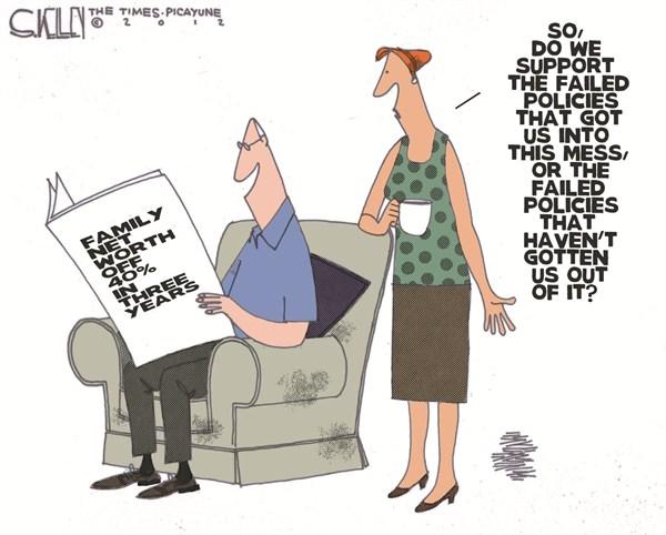 Obama's Failed Policies
