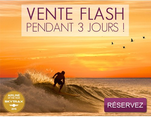 Qatar airways vente flash voyage oc an indien air bons plan - Discount vente flash ...