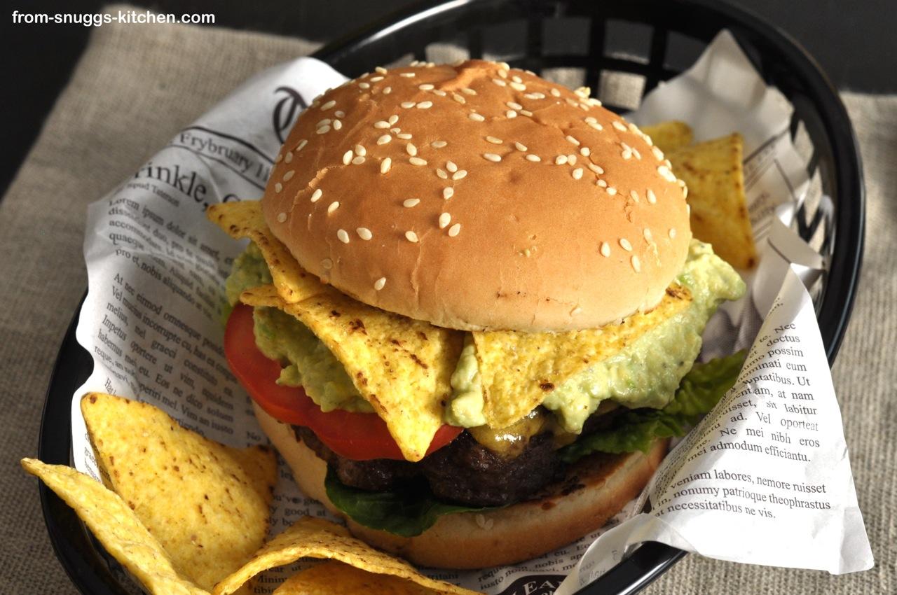 Nacho Burger
