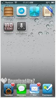 iOS updater
