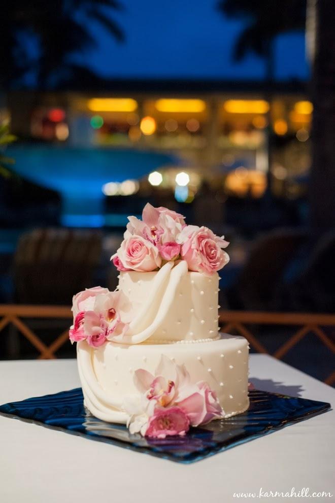Andrea Kevins Maui Wedding At Southside Beach
