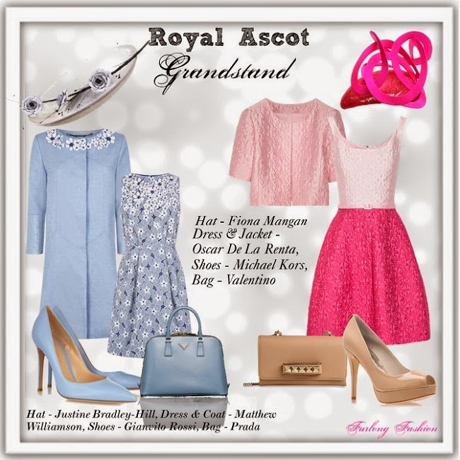 Royal Ascot Grandstand Fashion