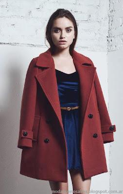 Tapados invierno 2013 moda