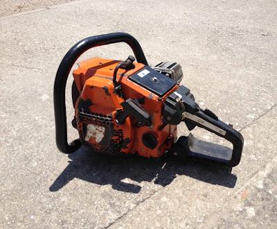 Oleo Mac 251 Llave de Impacto - Gas Impact Driver/Wrench Oleo Mac 251