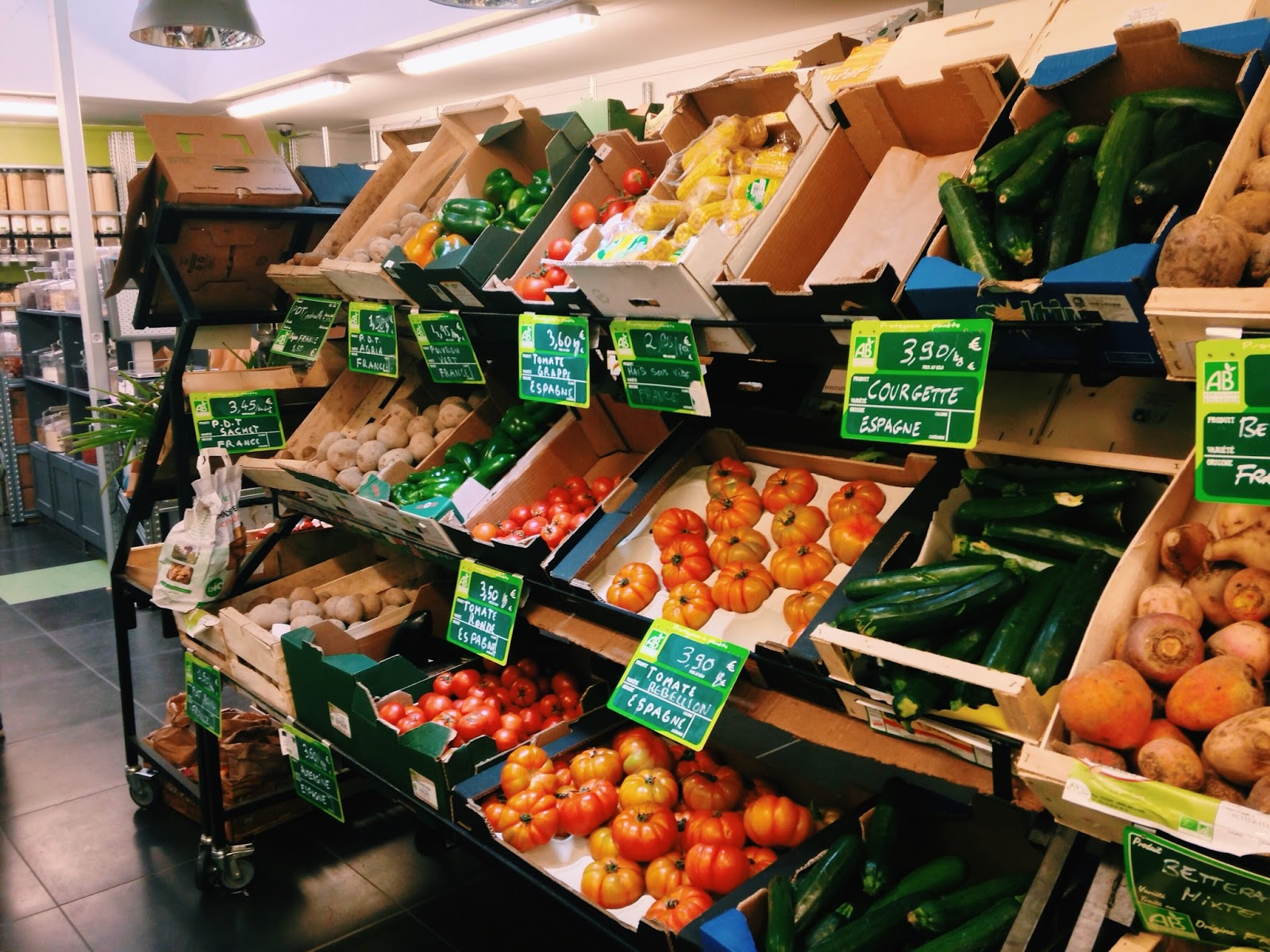 Bio c' Bon: Organic Shopping in Paris | Curiously Conscious