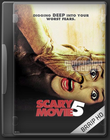 Scary Movie 5 (BRRIP HD Inglés Subtitulada) (2013)
