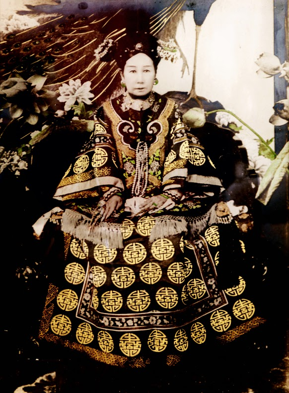 http://en.wikipedia.org/wiki/Empress_Dowager_Cixi#mediaviewer/File:The_Ci-Xi_Imperial_Dowager_Empress_%285%29.JPG