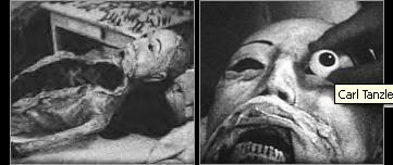 DARK of MYSTERY: Si penidur mayat