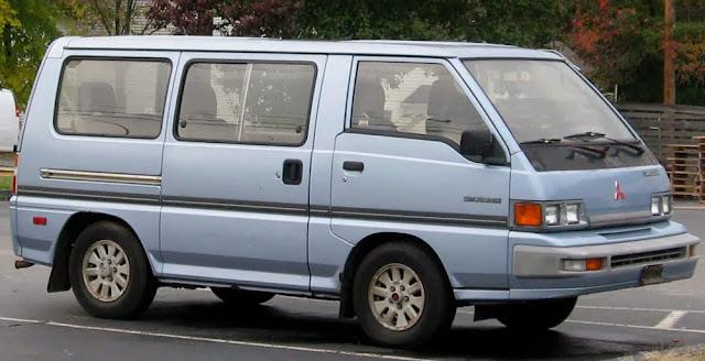 Mitsubishi Van