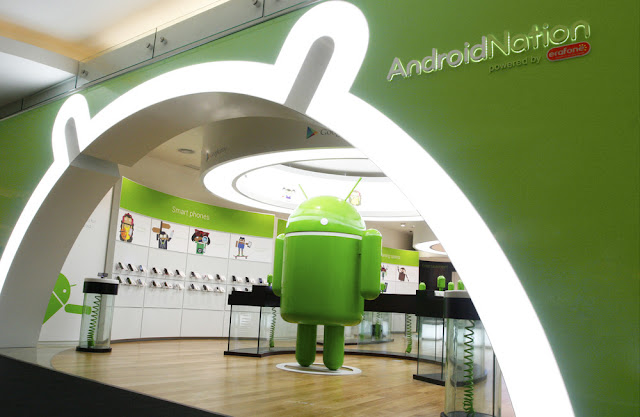 Android Nation Store in Indonesia