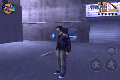 Grand Theft Auto III v1.6 Apk Data