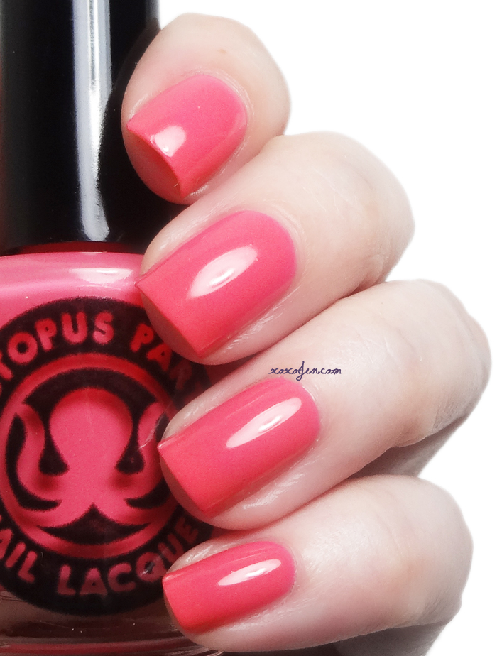 xoxoJen's swatch of Octopus Party: Malibu Stacy's Mom