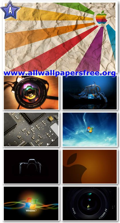 40 Stunning Technology Wallpapers 2560 X 1600