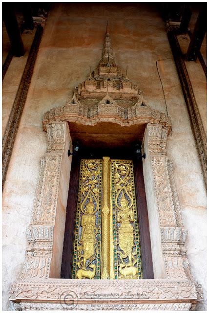 Photograph Window Temple