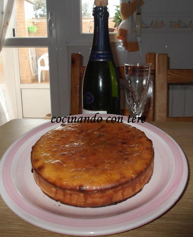 Cocinando con tere bizcocho con mermelada de naranja y conservas anna - Cocinar con conservas ...