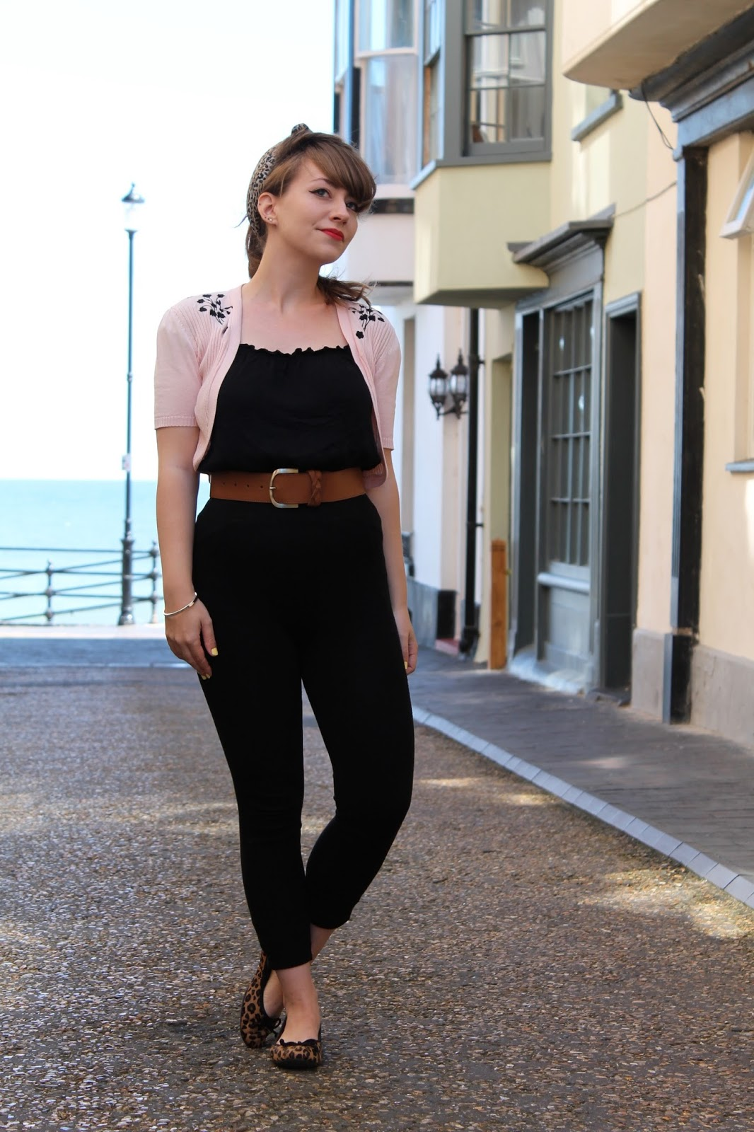 Grease style outfit
