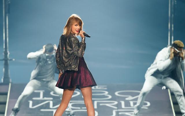 Las 9 revelaciones de Taylor Swift en su nueva película