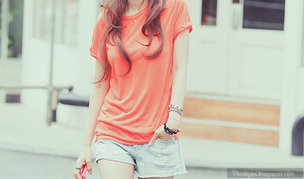 Cute Fashion Girl Bracelets Short Style