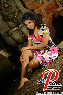 Pawani Madushani sl model sexy