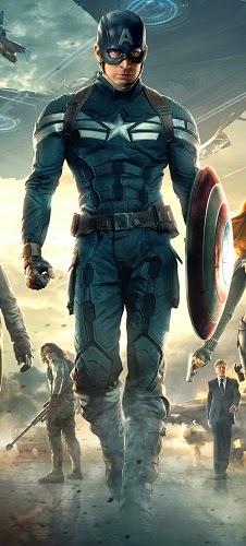 Kostum Captain America S.H.I.E.L.D. Stealth