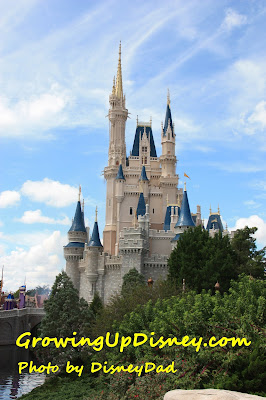 Magic Kingdom Castle GrowingUpDisney