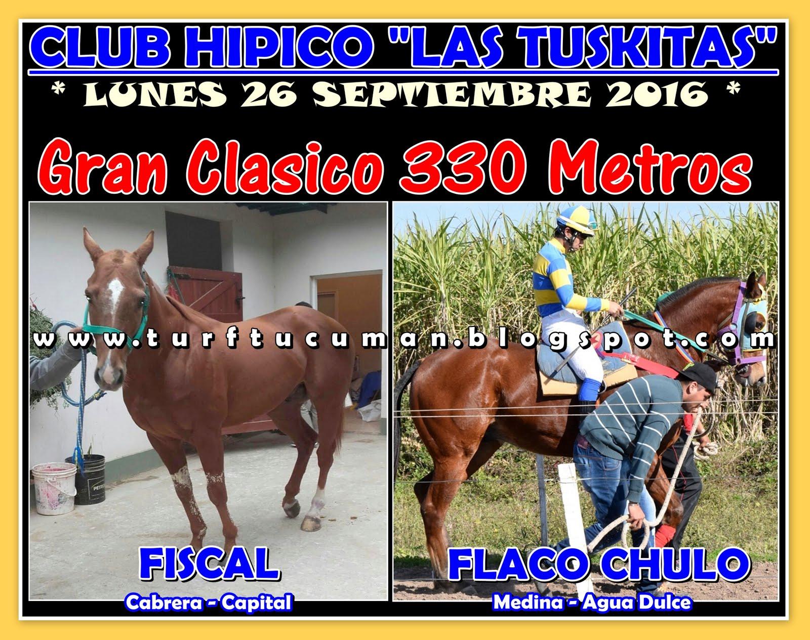 FLACO CHULO VS FISCAL