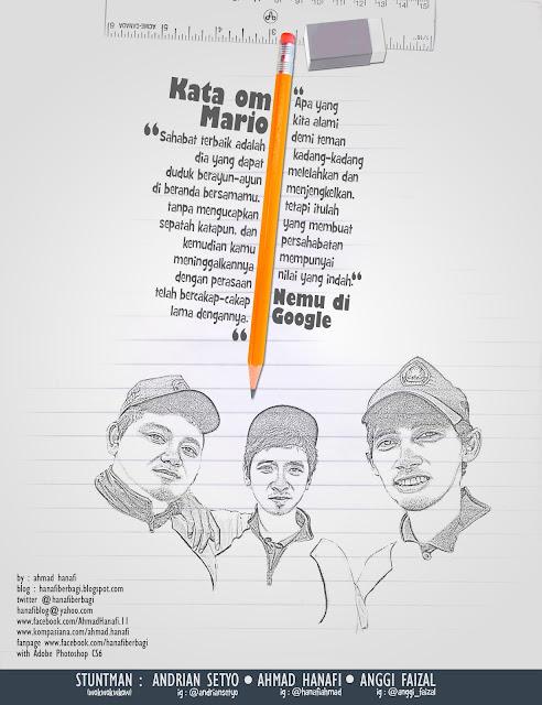 Poster Pensil