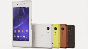 Sony Xperia E3 Android smartphone Specifications Review