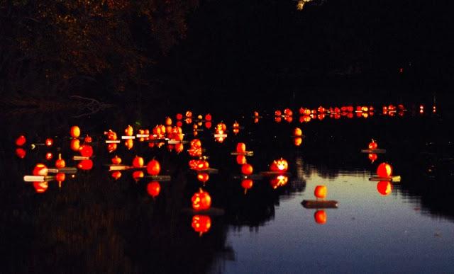central park pumpkin sail