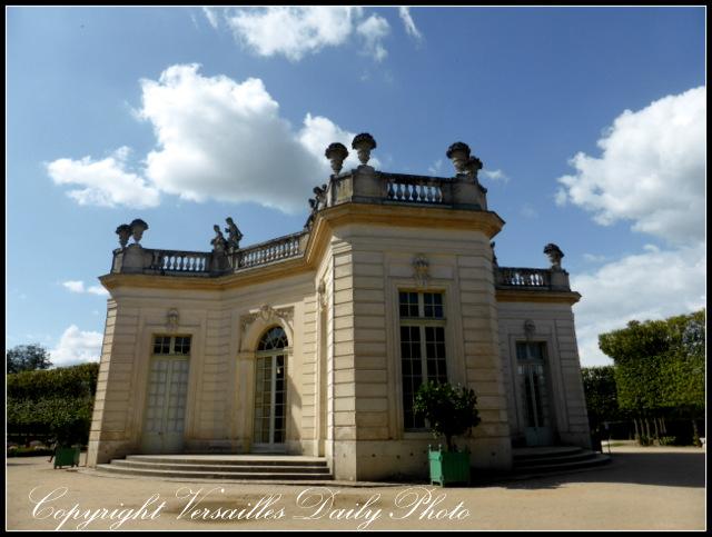 Pavillon Français Petit Trianon Versailles