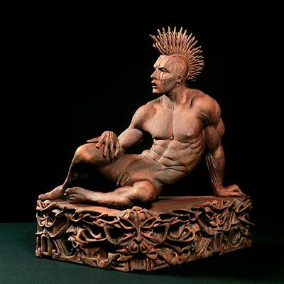 Robert John Guttke Sculpture