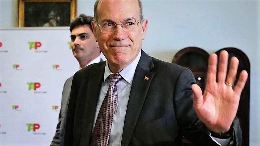 Fernando Pinto arguido por suspeita de gestão danosa na TAP