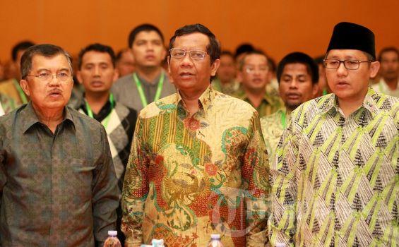 Mahfud MD Terpilih Jadi Ketua Presidium KAHMI