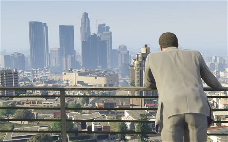 Grand Theft Auto (GTA) V Full Version - GAME PC