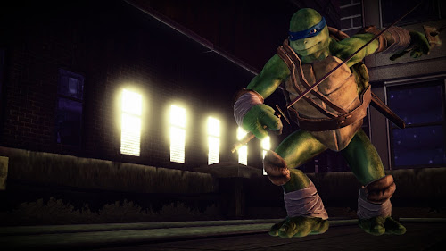 Teenage Mutant Ninja Turtles Out of the Shadows - 2013 Screenshots