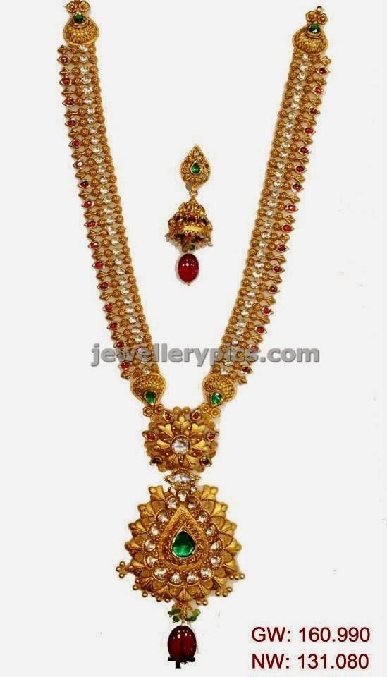 broad design gold haram