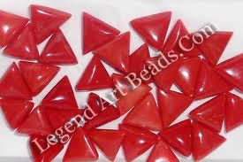 Red-Coral stone