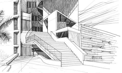 Pl stica en el frica dibujo t cnico for Estructuras para arquitectos pdf