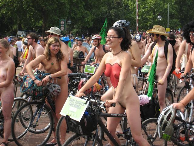 Marathon runner desnuda