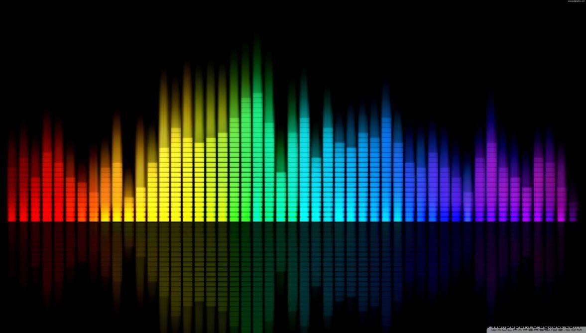 Music Equalizer HD desktop wallpaper  Widescreen  High