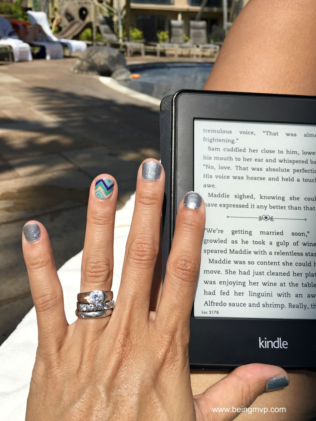 being MVP: Rad Jamicures with Jamberry + #Giveaway