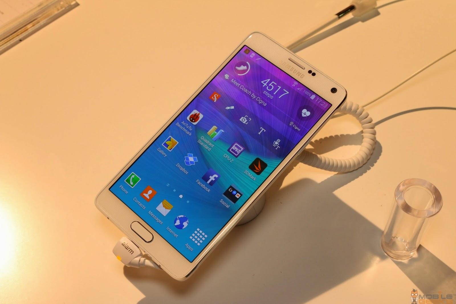 Samsung Galaxy Note 4 berharga RM2 499