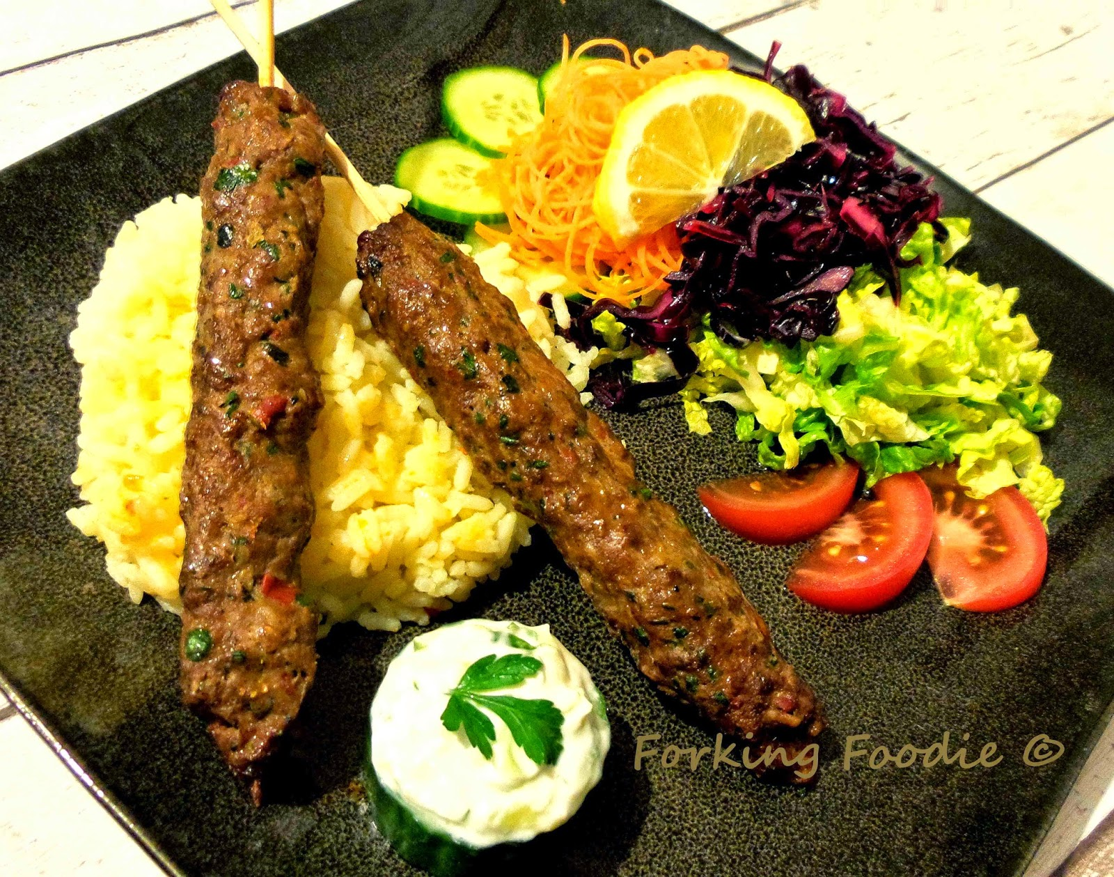 Mint Flavored Minced Meat Kebab/Rolls Recipes — Dishmaps