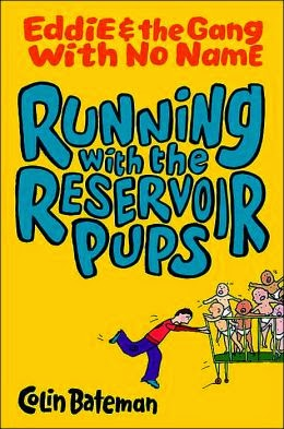 Page Turners Read Running with the Reservoir Pups for October 9, 2014