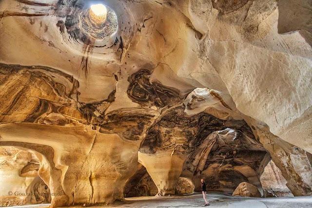Cuevas de Beit Guvrin, más de 500 cuevas talladas por los primeros habitantes en el Parque Nacional de Judea-178-beatrizjmnz